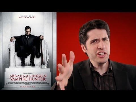 Abraham Lincoln Vampire Hunter movie review