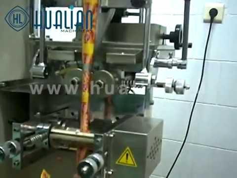 Машина фасовочно-упаковочная Hualian DXDK-40II, сыпучих продуктов