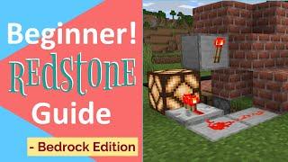 minecraft bedrock redstone tutorial - Thủ thuật máy tính - Chia sẽ