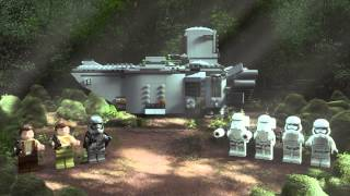 Star Wars VII The Force Awakens - New September 2015 Lego Sets Mini Movies (8 Mini Movies)