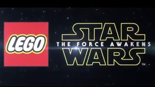 LEGO - Star Wars The Force Awakens הודלף!