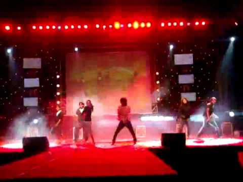 fusion choreography