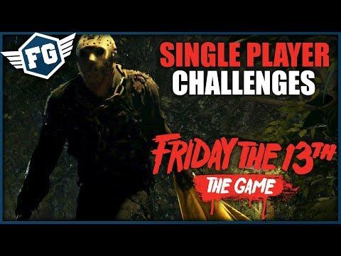 KONEČNĚ VÝZVY - Friday the 13th: The Game: Challenges #1