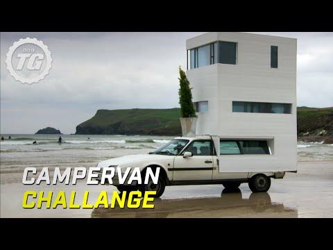 Campervan Challenge Top Gear BBC YouTube