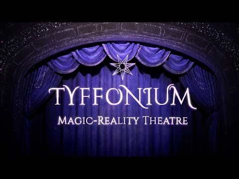 [Official ] Tyffonium | An Immersive VR Theme Park ( English Commentary )