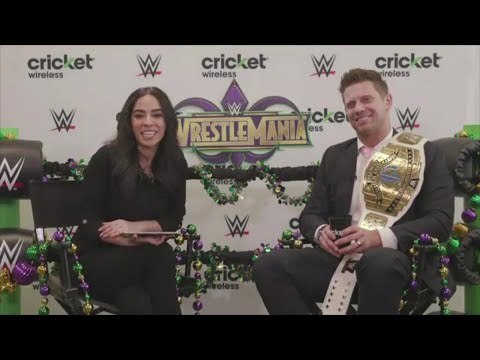 Live Q&A with WWE Superstar The Miz