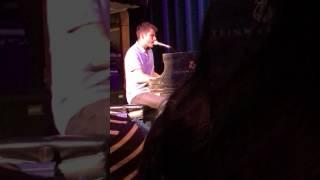 Jon McLaughlin - Amelia's Missing - #IndianaTour2017 Boston MA