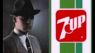 Gary Numan - Unreleased 7-UP TV Commercial Music!