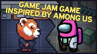 Over Scoping an Among Us Inspired Jam Game (Devlog)
