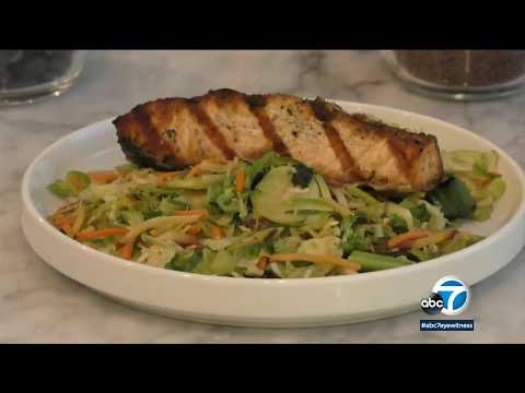 Plant-based diet, a little protein and enough exercise lead to long life | ABC7