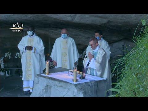 Messe de 10h à Lourdes du 7 octobre 2021