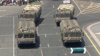 Новое вооружение в арсенале ВС Армении: «Искандер», «Смерч», «Бук», «Инфауна»