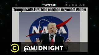 Trumplaining - @midnight with Chris Hardwick