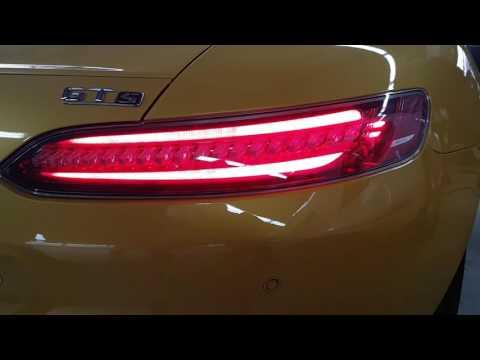 US AMG GT S Lauflicht Blinker