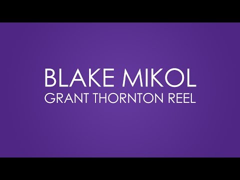 A collection of video and motion graphics while contracting with Grant Thornton. All created in Premier and After Effects
