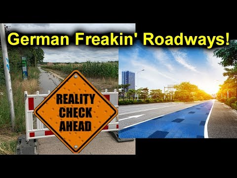 EEVblog #1236 - German Solar Freakin' Roadways!
