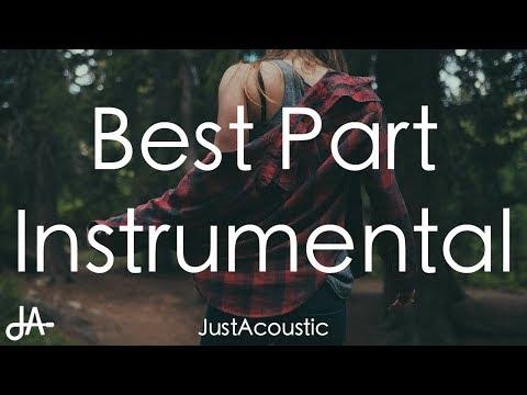 Best Part - Daniel Caesar ft. H.E.R. (Acoustic Instrumental)