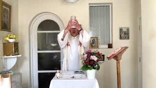 6th June 2021 – Corpus Christi