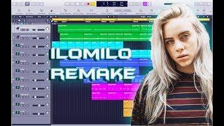 Billie Eilish - ilomilo Instrumental Remake (Production Tutorial)
