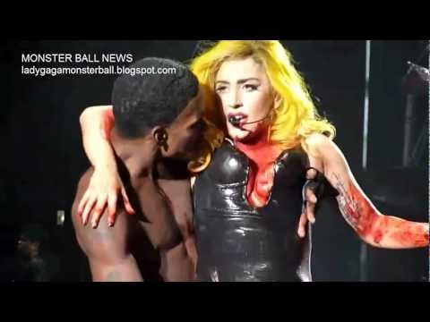 Lady Gaga - Alejandro (The Monster Ball Tour 4.0) [2010 DVD FanMade]