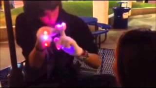 Christina Perri - Human (Modern Machines Remix) [Glove Light Show]
