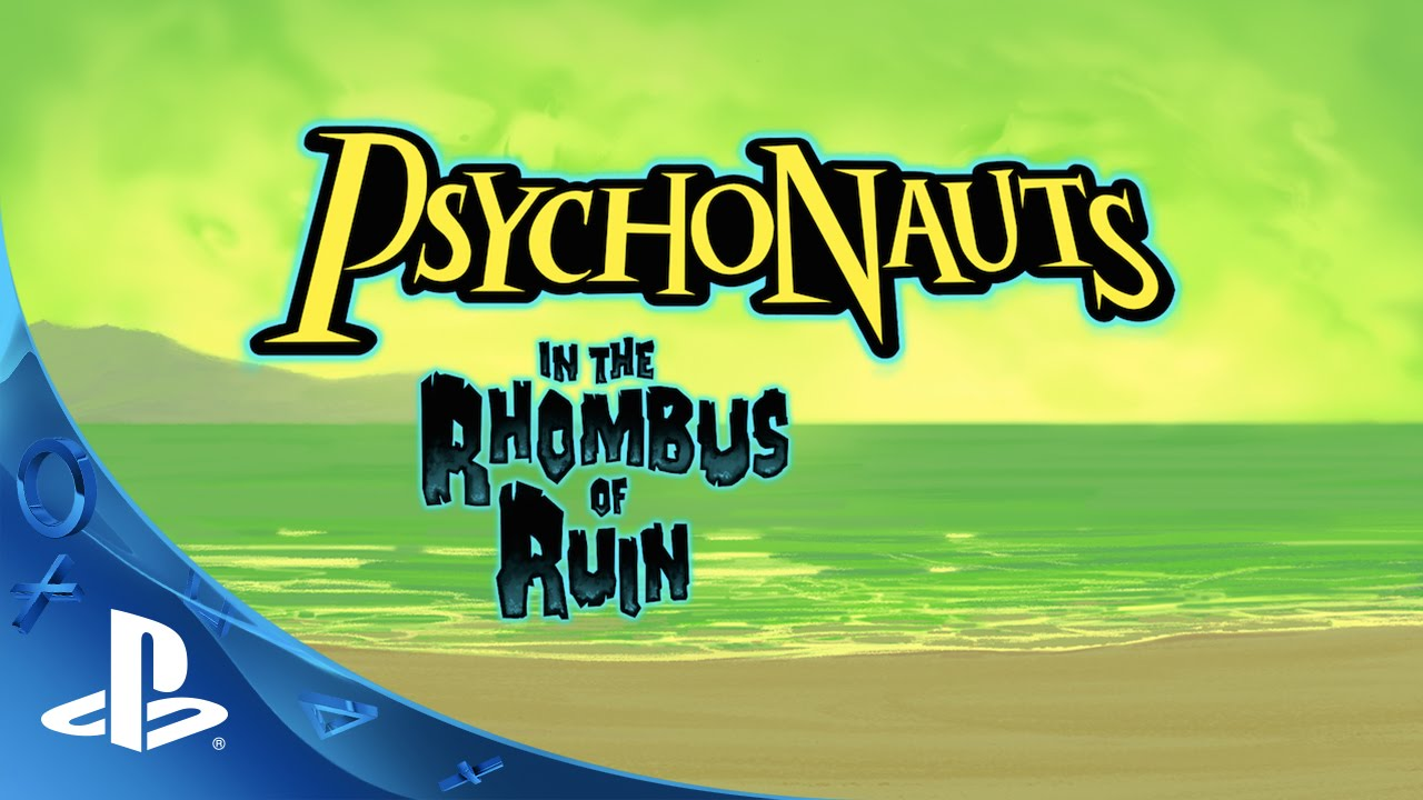 Psychonauts in the Rhombus of Ruin Revealed for PlayStation VR