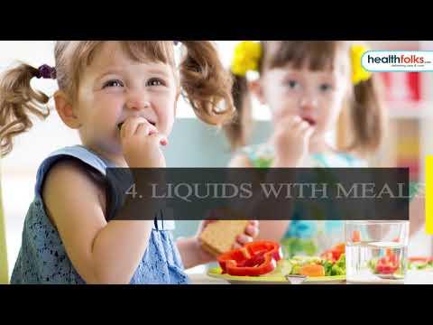 5 Dangerous Food Combinations For Your Kids | Healthfolks.com