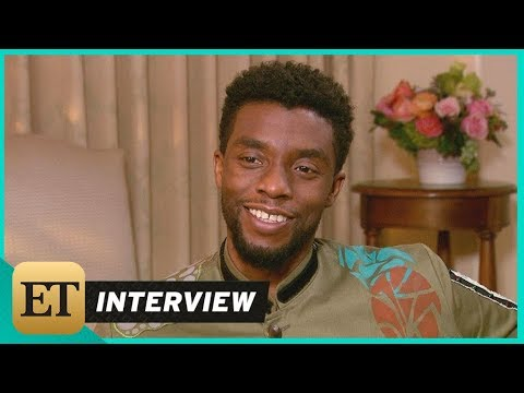 'Black Panther': Chadwick Boseman Opens Up About Being Part of Marvel's Most Political Film