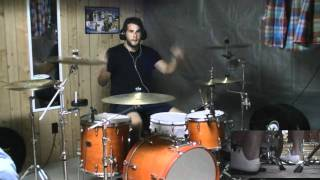 Every Time I Die - Cities and Years (Drum Cover)