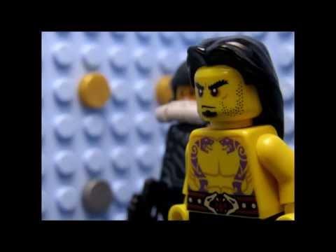 LEGO Aquaman: Throne of Atlantis