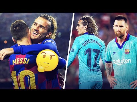Does Lionel Messi really hate Antoine Griezmann?   Oh My Goal