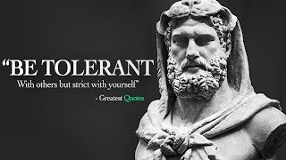 The Greatest Stoic Quotes - LIFE CHANGING - [STOICISM]