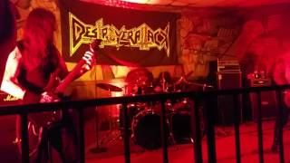 ANGELCORPSE - Wartorn(Live Guayaquil-Ecuador, 14-05-2017)