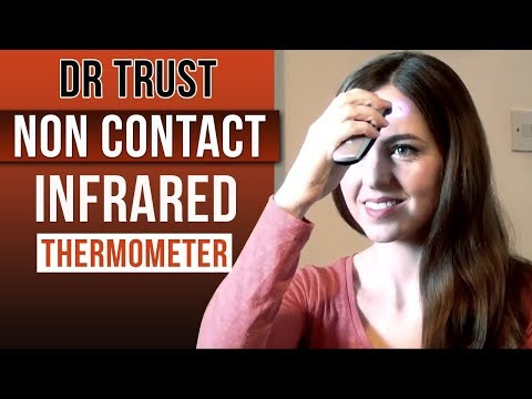 Dr Trust 603 Non Contact Infrared Thermometer