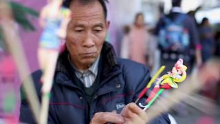 Video : China : Around KunMing 昆明, YunNan province