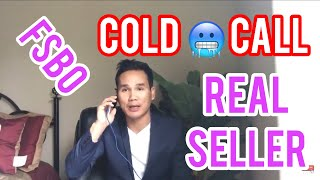Wholesaling Real Estate cold call