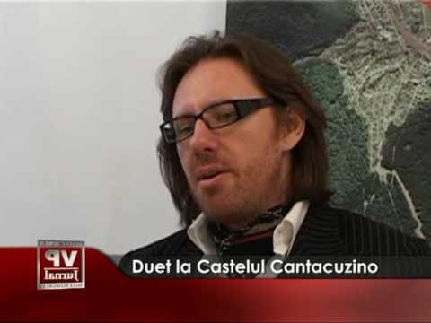 Duet la Castelul Cantacuzino