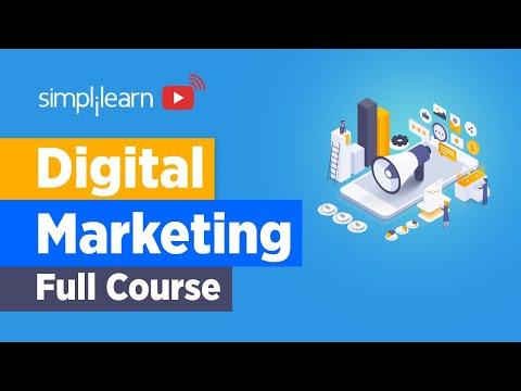 Digital Marketing Full Course For Beginners | Digital Marketing ...