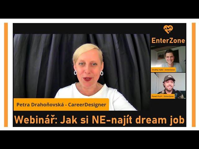 Jak si NE-najít dream job