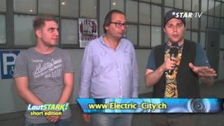 LautSTARK   Sergio Trillini   Electric City   Star TV
