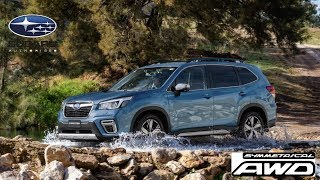 💥 NEW 2019 Subaru Forester - Off-road test drive,Interior, Exterior