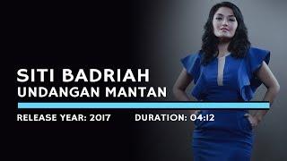Gambar cover Siti Badriah - Undangan Mantan (Karaoke Version)
