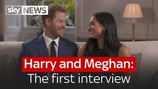 Gambar cover Prince Harry and Meghan Markle: The first interview