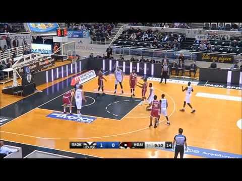 ΠΑΟΚ – ΗΦΑΙΣΤΟΣ ΛΗΜΝΟΥ | Basket League | 02/11/2019 | ΕΡΤ