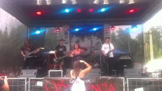 Video Přísahám (live 2014)