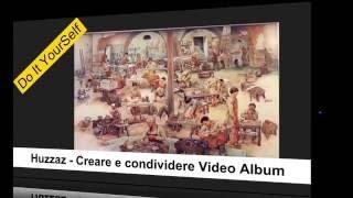Video Tutorial Huzzaz: creare raccolte di Video