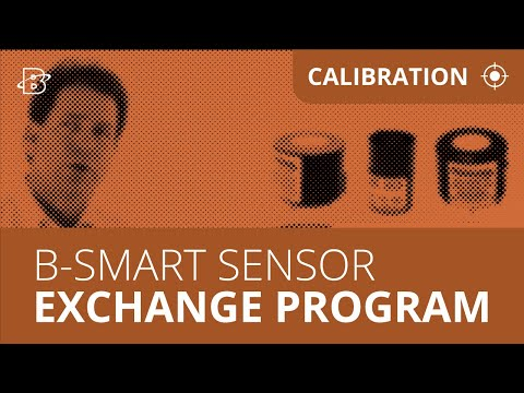 B-Smart Sensor Exchange Program | Overview