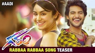 Rabbaa - Song Teaser - Garam