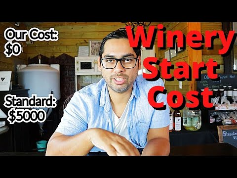 , title : 'Cost of Starting a Winery