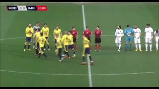 Modena-Imolese 3-1, highlights